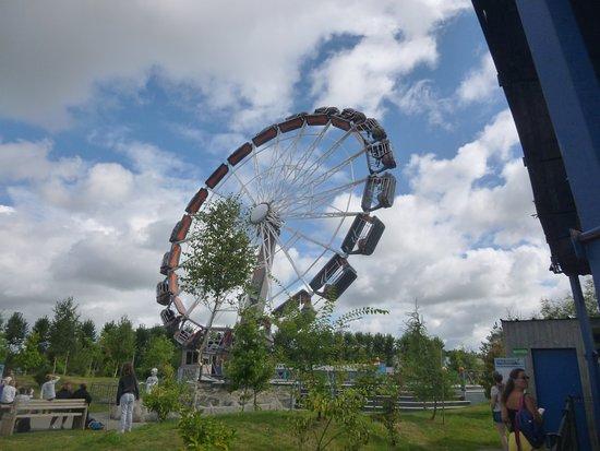 KINGOLAND, Parc d'attractions