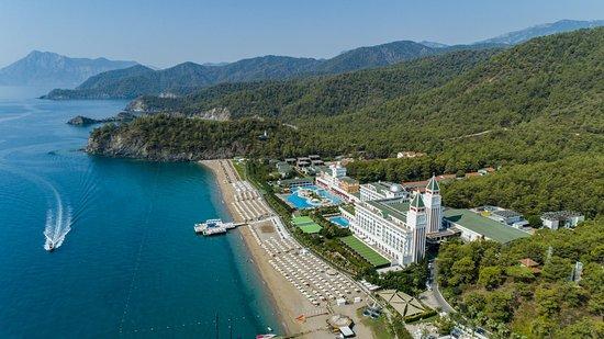 Отдых в полном смысле слова - отзыв о Amara Dolce Vita Luxury, Текирова,  Турция - TripAdvisor 830ed3d9540
