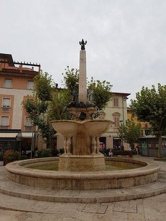 Montecatini Terme, Italie : Fontana Guidotti