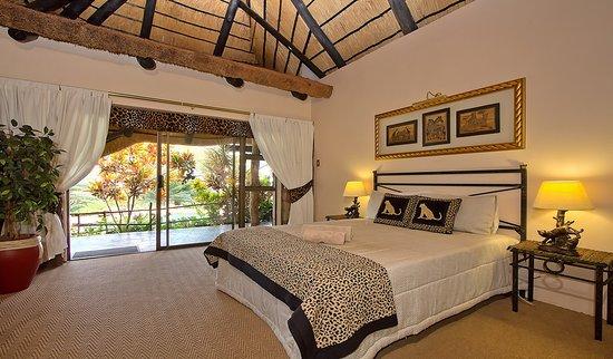 Marken, Südafrika: Leopard Room