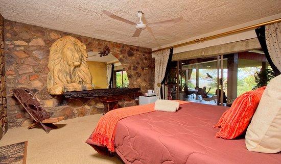 Marken, South Africa: Lion Room
