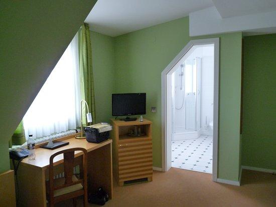 Waldenburg, Germany: Chambre