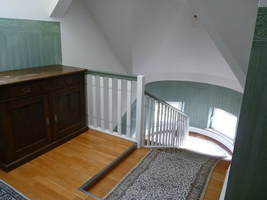 Waldenburg, Tyskland: Espace escalier