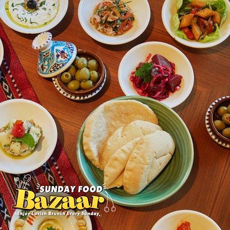 Sunday Brunch : Sunday Food Bazaar