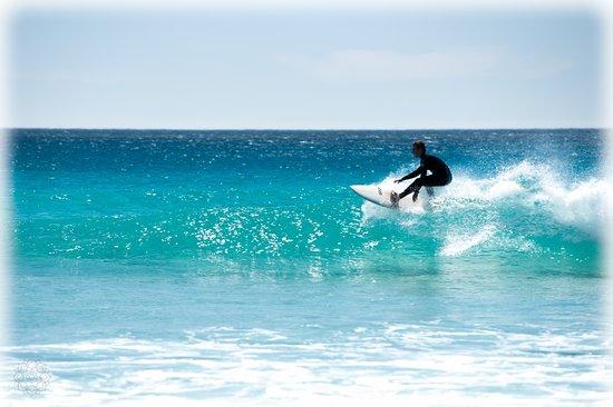 Llandudno, South Africa: Surfing!!!