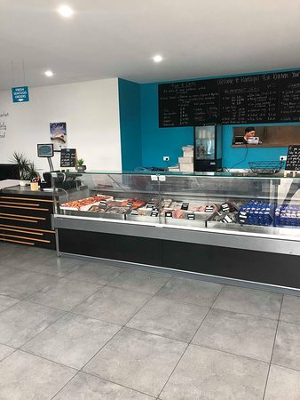 Warragul Fish Kitchen Choose Your Own From The Front Display And We
