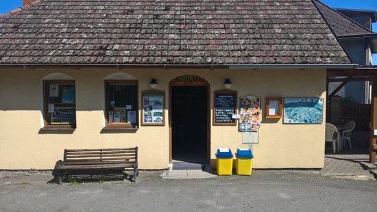 Lipnice nad Sazavou, Czech Republic: Bistro U Haška