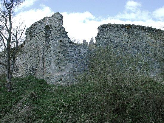 Herefordshire, UK: замок
