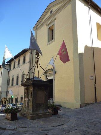 Poppi, Italy: Chiesa dei Santi Marco e Lorenzo