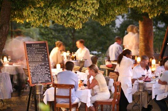 De Zalze Lodge: Terroir Restaurant