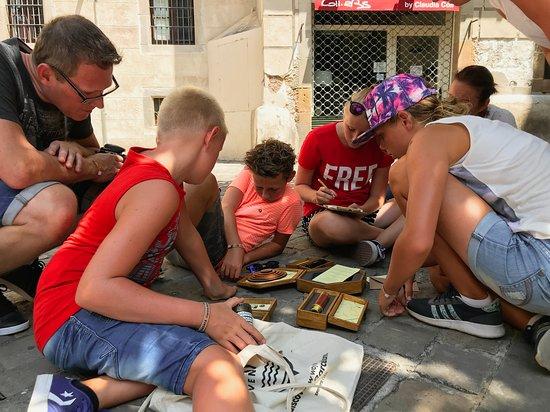 Xventura Barcelona Treasure Hunts