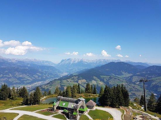 Geisterberg St. Johann - Alpendorf