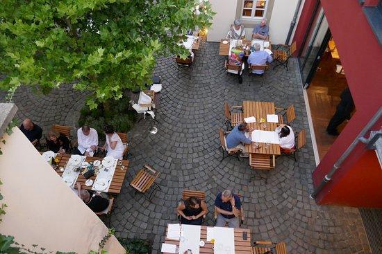 Meisenheim, Jerman: Immer gut besucht - Reservierung empfohlen.