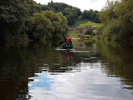 Ross on Wye Canoe Hire: Ross-on-wye Canoe Hire