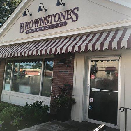 East Northport, Нью-Йорк: Brownstones Coffee