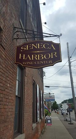 Seneca Harbor Wine Center