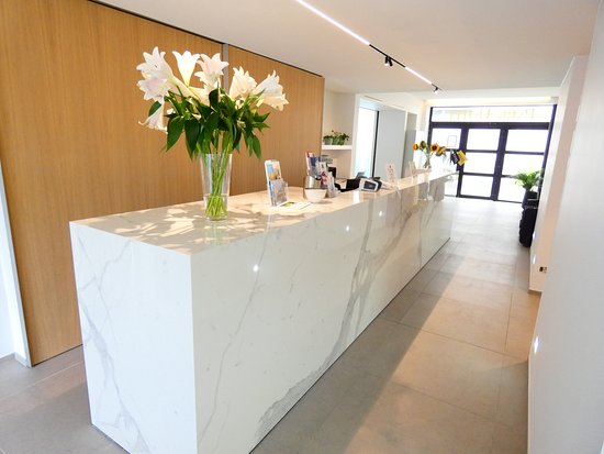 Parkhotel Roeselare: Front-office reception