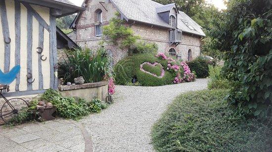 Barneville-la-Bertran, France: Heeft iets sprookjesachtigs