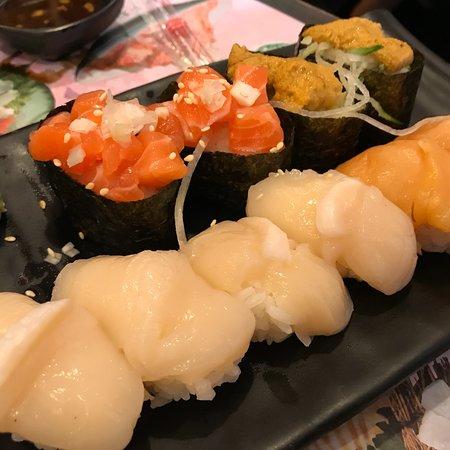 元朗一番食壽司