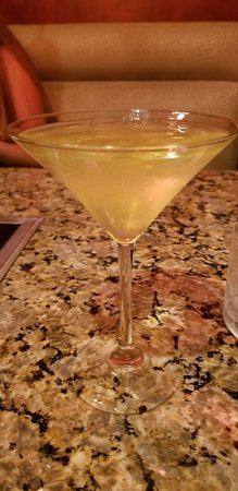 Bedford, MA: Lemondrop Martini