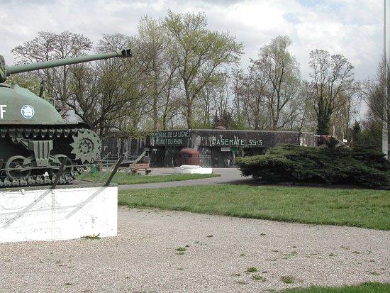 Memorial de la Ligne Maginot du Rhin