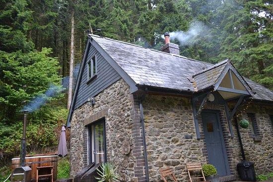 Llanwrtyd Wells, UK: Siskin cottage