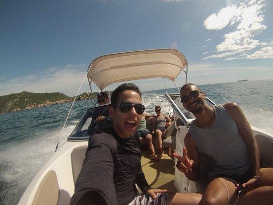 Campeche island: Passeio de lancha até a ilha