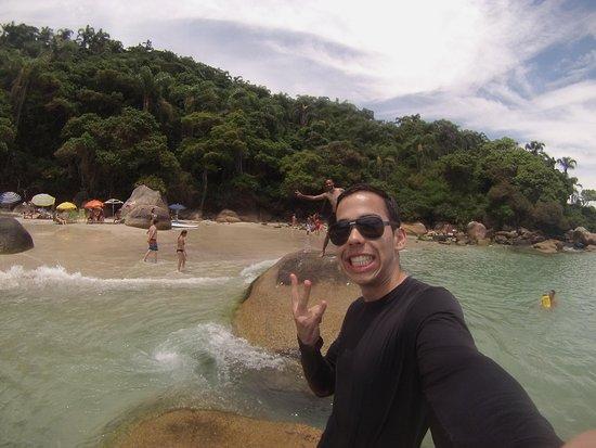 Campeche island: Ilha do Campeche