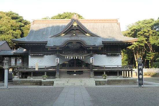 Sakatsura Isozaki Shrine