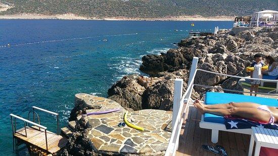 Mavilim Restaurant & Beach Bild
