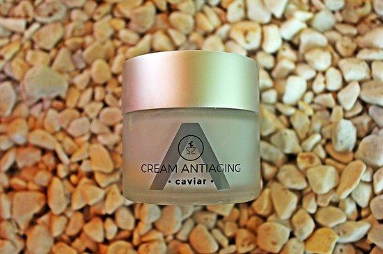 Les, Spanyol: Cream Antiaging Caviar