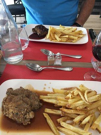 Pouance, França: Delicious!