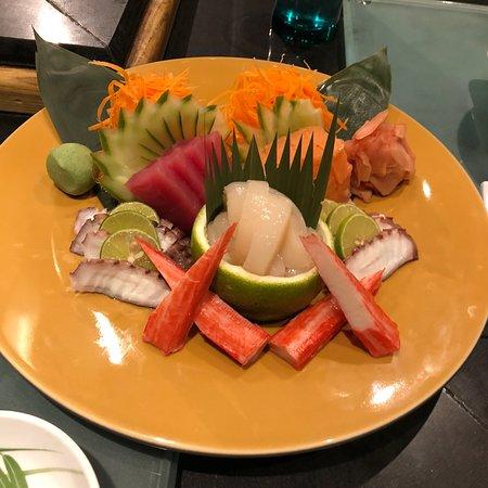 Lunch st Shogun