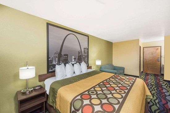 Farmington, MO: Guest room