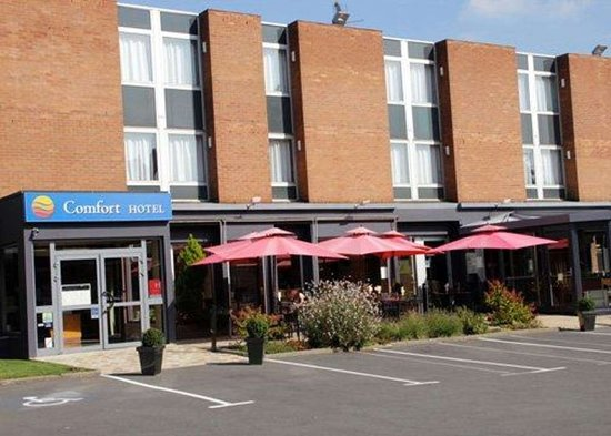 Comfort Hotel Lille L'Union : Comfort Hotel Lille l'Union hotel in Tourcoing, France