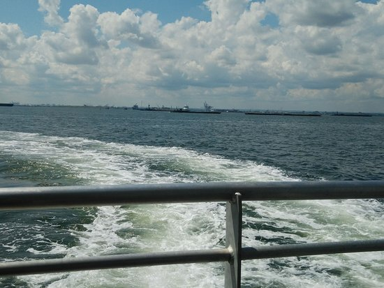Panoramic vistas - Picture of NYC Ferry, New York City