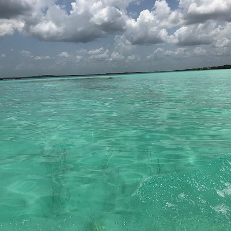 Bacalar, the town with the Mexico's second largest ... |Lake Bacalar Mexico