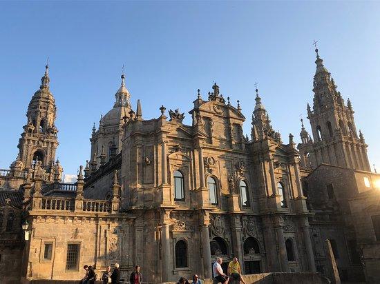 Follow The Camino: Santiago de Compostela