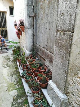 Caggiano, Italy: Un romantico scorcio