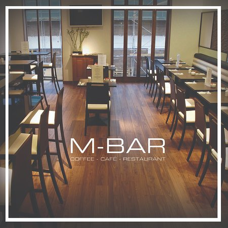 M-Bar Cafe and Restaurant