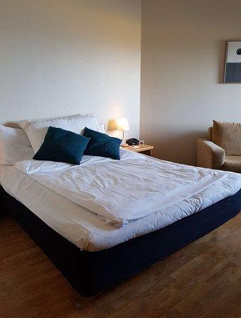 Hommelvik, Noruega: Double room