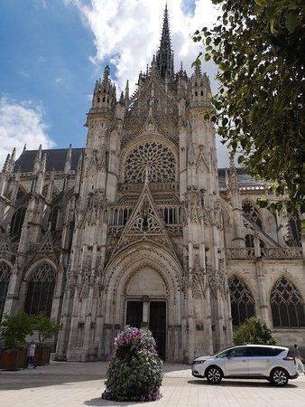 Cathedrale Notre Dame de Evreux Photo
