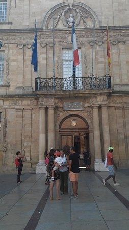 Hotel de Ville ภาพถ่าย