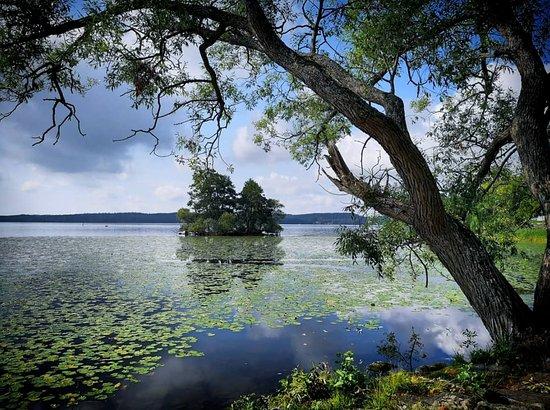 Sigtuna Boardwalk: Sigtuna ligger vid en sjö som heter Garnsviken (palakpakhan @instagram)