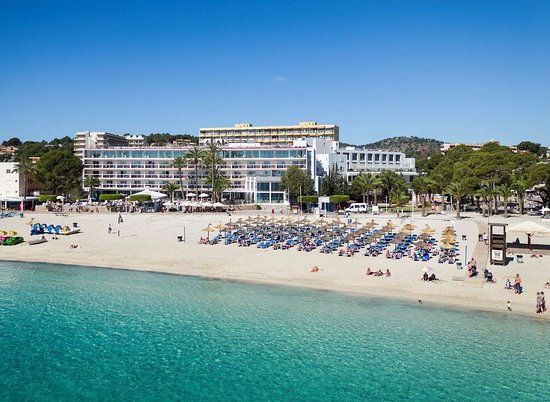 Map of Balearic Islands - Hotels and Attractions on a Balearic ...