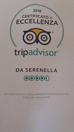 Sacrofano, Italie : Da Serenella