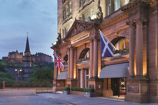 Waldorf Astoria Edinburgh - The Caledonian