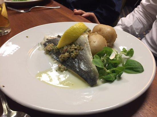 Alton House Hotel: cena leggera prematrimoniale