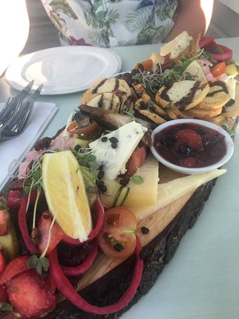Rustico, Canada: Best ever seafood charcuterie