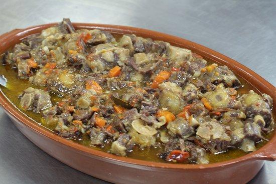 Villamarchante, إسبانيا: Variedad de menú para llevar